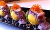 La Casa del Ceviche - Madrid: Menú peruano para 2 o 4 con aperitivo, entrante, principal, postre y bebida desde 19,95 € en La Casa del Ceviche