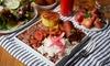 La Cabane Créole - Nantes: Entrée, plat et dessert à la carte au choix pour 2 ou 4 personnes dès 46 € au restaurant La Cabane Créole