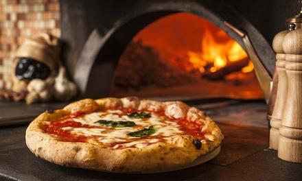 ⏰ Menu pizza con birra