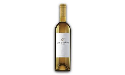 12 bouteilles de Vin blanc Médaillé Verdejo Cal y Canto à 59,99 € (66% de réduction) livraison offerte