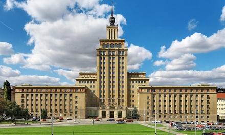 Praga: habitación doble o twin superior para 2 personas con desayuno en Hotel International Prague 4*