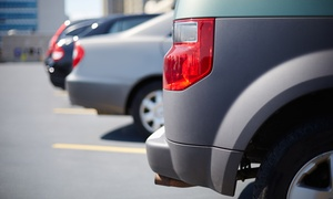 1, 3, 5, Or 14 Days Of Parking At Newark Airport At Newark Liberty Parking (up To 53% Off)