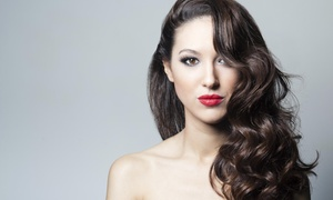 Aura Hair and Makeup: Up to 66% Off Women Haircut and Color at Aura Hair and Makeup
