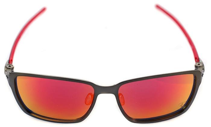 oakley scuderia ferrari tincan carbon oo6017 07 sunglasses