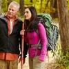 """HealthSmart Trail Blazer 55"""" Walking Stick"""