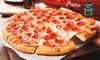 Pizza Hut: A Melhor e Mais Famosa - Pizza Hut Grande (12 Fatias) de Mussarela e Calabresa ou Suíça - Porto Alegre