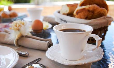 Desayuno o merienda continental para 1 o 2 con zumo, café, pieza dulce, salada y yogurt desde 6,95 € en Granola España
