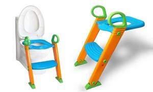 Portable Potty Training Ladder Step Seat