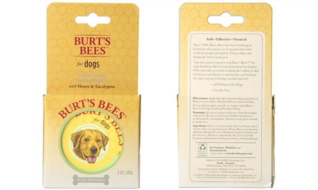 Burt's Bees for Dogs Soothing Skin Cream (2- or 3-Pack)