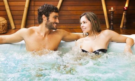 Spa di coppia, scrub e massaggio