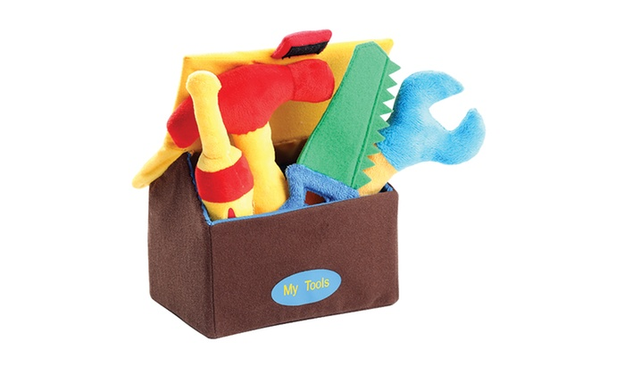 My First Tools Play Set with Sound (5-Piece): My First Tools Play Set with Sound (5-Piece)