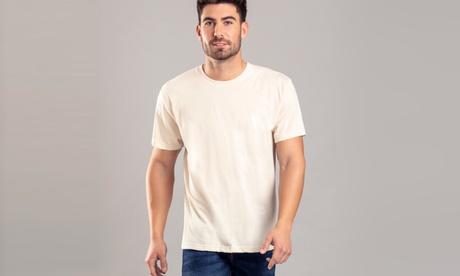 Camiseta de algodón orgánico MC 150