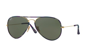 Mens Ray Ban Aviator Sunglasses  ray ban uni sunglasses groupon goods