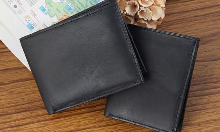 Portafogli in pelle SteinMeister disponibili in 2 modelli