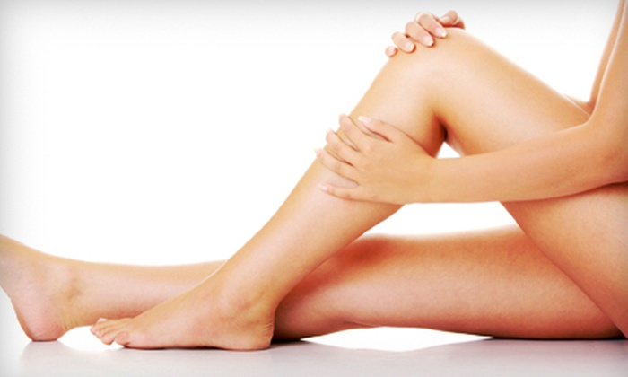 Vein Treatment Center of San Antonio - Vance Jackson: Two or Three Sclerotherapy Treatments with Consultation at Vein Treatment Center of San Antonio (Up to 72% Off)