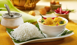 Spice Mystery: Two-Course Indian Meal for Two or Four at Spice Mystery (59% Off)