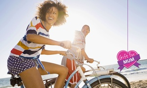 Couran Cove Island Resort (Leisure): Day Trip to Couran Cove with Bike Hire for 1 ($25) or 4 People ($100) at Couran Cove Island Resort(Up to $180 Value)