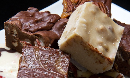 2 or 6 Pounds of Gourmet Fudge at Mt Baker Candy Co (Up to 33% Off)