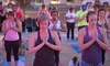 OmG Silent Yoga City View Tour –Up to 42% Off