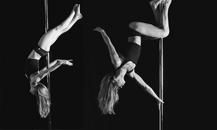 Pole & More תל אביב:  כרטיסיית 2 שיעורי ריקוד על עמוד ב 89 ₪ או 3 שיעורים ב 139 ₪ בלבד