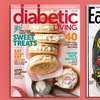 """Up to 72% Off """"Diabetic Living"""" or """"EatingWell"""" Magazines"""
