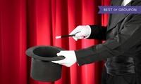 Ticket für Zauber-Dinner mit Sekt, 4-Gänge-Menü und Zauberei an einem Tag nach Wahl im Restaurant LeRose (44% sparen)