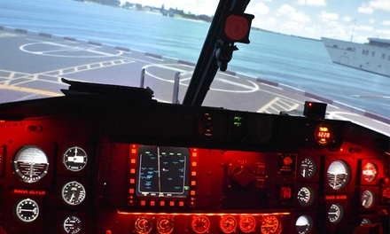 One-Hour Helicopter Simulator Experience (43% Off)