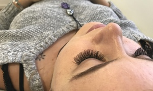 Beautiful You Boutique: Full Set of Eyelash Extensions: One ($49) or Two People ($95) at Beautiful You Boutique (Up to $240 Value)