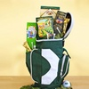 Father's Day Golf-Themed Gift Basket