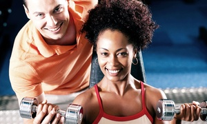 Evolution Personal Training: Two or Four Persona- Training Sessions at Evolution Personal Training (Up to 60% Off)