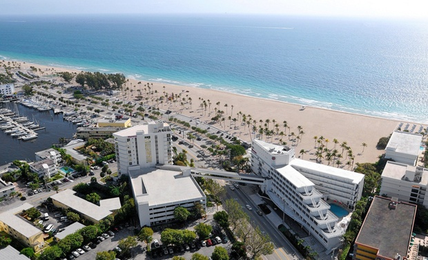 4 Star Hotel On Private Ft Lauderdale Beach