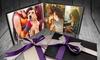 Printerpix: 1 ou 2 livres photo Valentina de 20, 40 ou 60 pages avec Printerpix dès 12,95 €