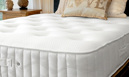 lambswool pocket sprung mattress