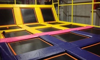 One-Hour Jumping Session for Up to Four at 99 Jump Street (Up to 29% Off)