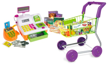 Casdon Let's Go Shopping Set With Free Delivery
