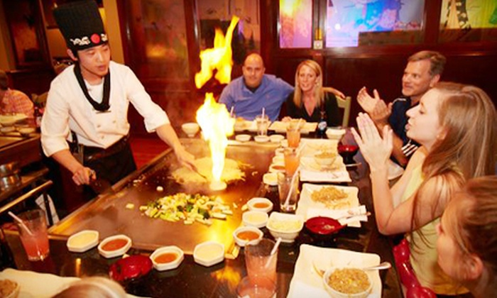 Kyoto Japanese Steak House - Royal Oak: $14 for $28 Worth of Japanese Dinner Fare, Sushi, and Drinks at Kyoto Japanese Steak House in Royal Oak