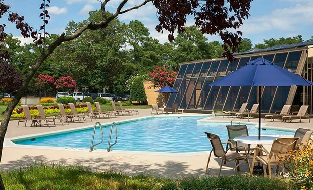 Doubletree By Hilton Hotel Williamsburg Groupon