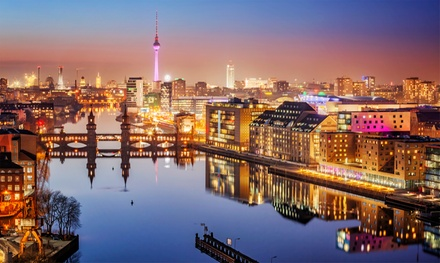 ✈ Berlin: 2 to 4 Nights with Return Flights at 4* Leonardo Hotel Berlin City West*