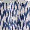 Kensie Caitlin Faux-Satin Shower Curtain