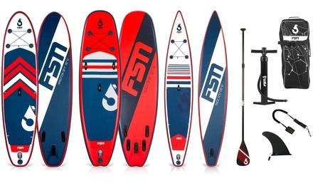 Tabla de paddle inflable con accesorios, con envío gratuito