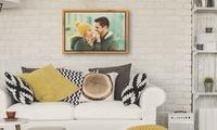 Personalisierbare Foto-Leinwand mit Premium- oder Dekor-Rahmen von Photo Gifts (bis zu 80% sparen*)