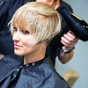 Up to 58% Off Haircut and Optioanl Highlights or Blowout