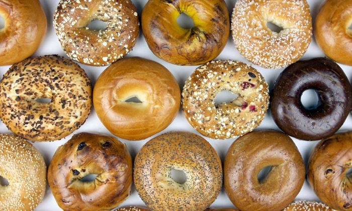 new yorker bagels up to 50 off groupon