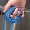 Nettoyeur de canalisation à crochet réglable