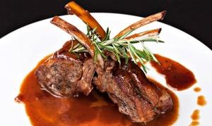 La Bistro Italian Grill: Italian Cuisine for Two at Lunch or Four at Dinner at La Bistro Italian Grill (Up to 50% Off)