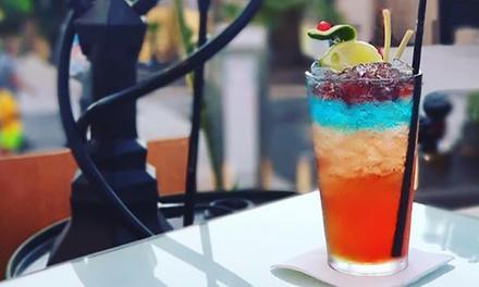 Dos cócteles con shisha de sabores para dos personas por 11,95 € en vez de 24 € en Torrente Pub