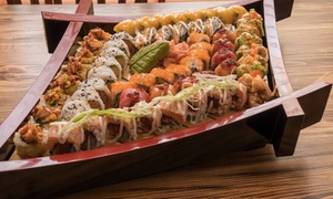 Itadaki Restaurant: Up to AED 200 Toward Food and Drinks at Itadaki Restaurant, valid for Dine In, Take Away or Delivery (50% Off)