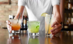 Up to 47% Off Open-Bar Wristband at AmeriCAN Beer & Cocktails at AmeriCAN Beer & Cocktails, plus 6.0% Cash Back from Ebates.