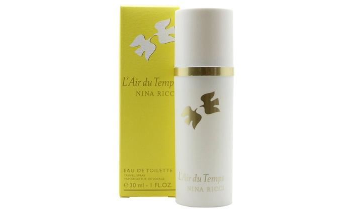 Nina Ricci L'Air Du Temps 30ml Eau de Toilette Spray for Women for £15.50