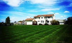 Hampshire Tree & Landscape LLC: $75 for $100 Worth of Services — Hampshire Tree & Landscape LLC